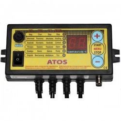 Автоматика ATOS (АТОС) для твердопаливних котлів