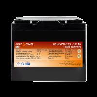 Акумулятор Lifepo4 12V-100 AH (BMS 80A/40А)