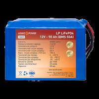 Акумулятор Lifepo4 12V-90 AH (BMS 50A)