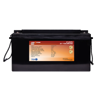 Акумулятор Lifepo4 24V-90 AH (BMS 60A) пластик