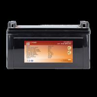 Акумулятор Lifepo4 24V-50 AH (BMS 60A) пластик