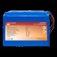 Акумулятор Lifepo4 24V-50 AH (BMS 60A)