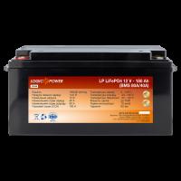 Акумулятор Lifepo4 12V-180 AH (BMS 80A/40А)