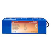 Акумулятор Lifepo4 24 V-100 AH (BMS 80A)