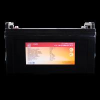 Акумулятор Lifepo4 12V-100 AH (BMS 80A/40A) пластик