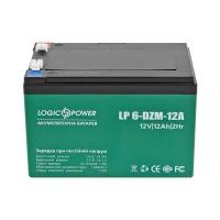 Акумулятор LOGICPOWER AGM DMZ LP 12V, 12AH