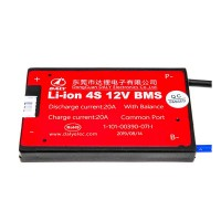 BMS плата Li-ion 12V 4S 20A