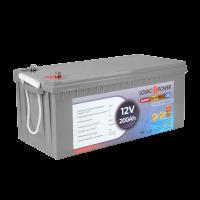 Акумулятор гелевий LogicPower LPN-GL 12-200 AH