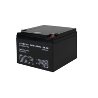 Акумулятор AGM LogicPower LPM 12-26 AH
