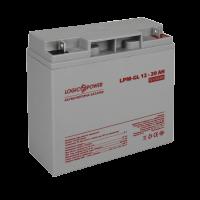 Акумулятор гелевий LogicPower LPM-GL 12-20 AH