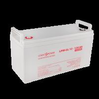 Акумулятор гелевий LogicPower LPM-GL 12-120 AH