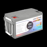 Акумулятор гелевий LogicPower LPN-GL 12-65 AH
