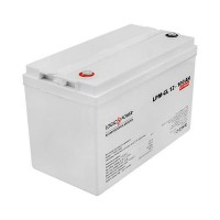 Акумулятор LOGICPOWER LPM GL 12V, 100AH
