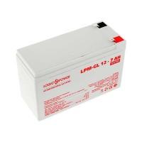 Акумулятор LOGICPOWER LPM GL 12V, 7AH