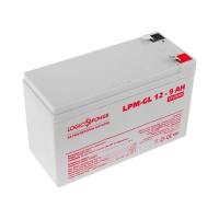 Акумулятор LOGICPOWER LPM GL 12V, 9AH