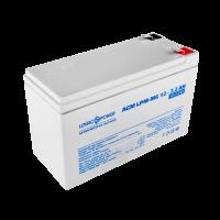 Акумулятор AGM LogicPower LPM-MG 12-7,2 AH