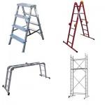 Лестницы, стремянки, вышки