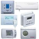 Кімнатні електронні термостати