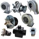 Вентиляторы для котлов и вентиляции