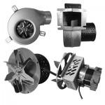 Витяжні вентилятори (димососи)