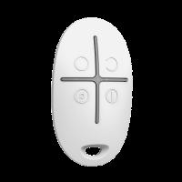 Брелок управления охранной системой AJAX SpaceControl (white)
