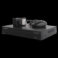 IP відеореєстратор NVR 9-канальний Green Vision GV-N-E004/9 1080p