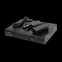 AHD відеореєстратор 16-канальний Green Vision GV-X-S029/16 1080P