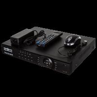 Відеореєстратор NVR GreenVision GV-N-G005/16 8МP