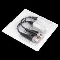 1-канальний пасивний приймач/передавач GV-01 4К P-09 (блістер пара) (3574)