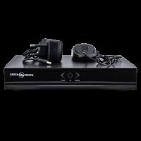 IP відеореєстратор NVR 8-канальний Green Vision GV-N-S 001/08 1080p