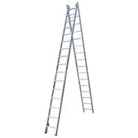 Драбина ELKOP VHR P - 32 (2х16) сходинок (висота 837 см)