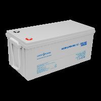 Акумулятор AGM LogicPower LPM-MG 12-200 AH