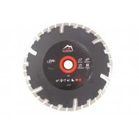 Диск алмазний універсальний Vulkan ZY-TS230 230х22,23 мм турбо-сегмент