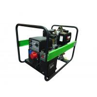 Генератор дизельний PEX-POOL PEX S220 KE зі зварювальним модулем