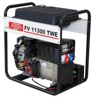 Генератор бензиновий зварювальний Fogo FV 11300 TWE