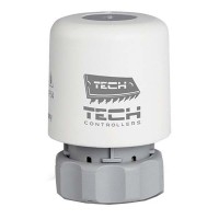 Сервопривід TECH STT-230/2 М28х1,5