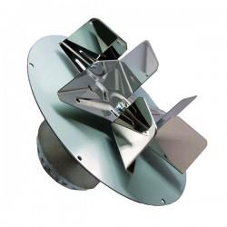 Витяжний вентилятор ELMOTECH VBH-180-2E-B-1 (Аналог R2E-180-CG82)