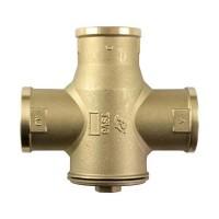 """Трехходовой смесительный клапан REGULUS TSV6B 55 °C 1 1/2"""""""